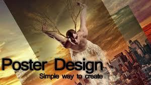 Poster Design Photoshop