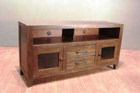 Image Of Reclaimed Wood Entertainment Center