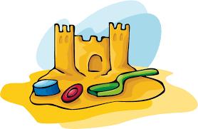 Sand Castle Sandcastle Clipart 2