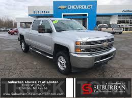100 Used Trucks For Sale In Michigan By Owner 2018 Chevrolet Silverado 2500HD Ferndale MI