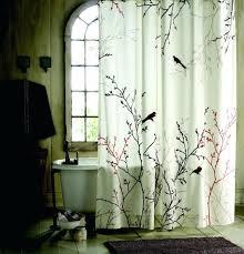 Window Curtains Walmart Canada by Shower Curtains Walmart Bird Shower Curtain Bathroom Decoration