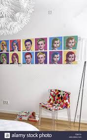 100 Pop Art Bedroom Andy Warhol Inspired Pop Art Family Portraits On Bedroom