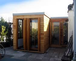 extension chambre une chambre en bois sur un toit terrasse bois com