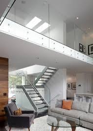 salon avec canapé gris déco moderne pour le salon 85 idées avec canapé gris mezzanine