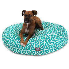 majestic pet products pacific aruba large round pet bed pet beds