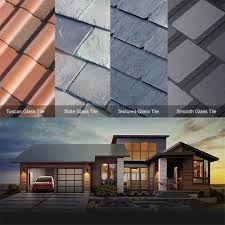 i want to install the new solar roof tiles from tesla