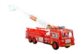 Buy Breno Fire Rescue Truck, Fire Fighter Truck, Fire Truck, Push ...