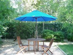 9 Dark Wood Umbrella