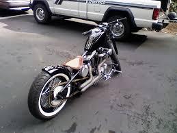 Harley Davidson Light Bar by Davidson Flat Bar Bobber Motorcycle