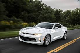 Chevy Introduces Camaro Accessories Performance Parts