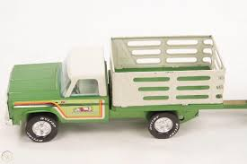 100 Toy Farm Trucks And Trailers NYLINT All Metal Truck And Trailer 1869294183