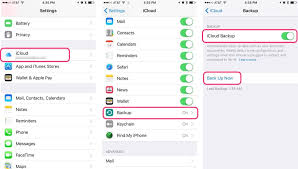 iOS 10 tips How to backup your iPhone or iPad before updating