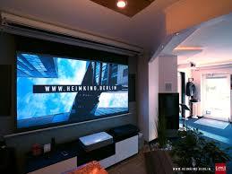 kino im wohnzimmer home