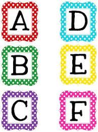cute alphabet letters printable 9fe f53d709ae ab