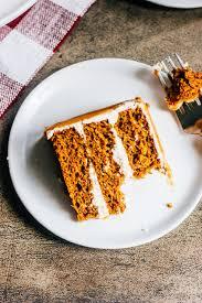 Best Pumpkin Cake Ever by Salted Caramel Pumpkin Cake With Brown Butter Buttercream U2014 The