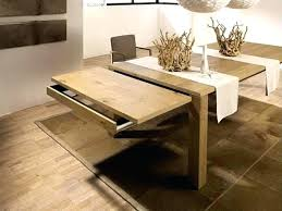 Expandable Table For Small Spaces Incredible Good Dining Best Tables