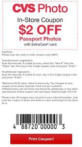 Walgreens Passport Photo Cost / Online Discounts