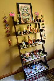 Varalakshmi Vratham Decoration Ideas Usa by 80 Best Pooja Room And Festivity Images On Pinterest Puja Room