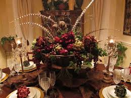 Dining Table Arrangements