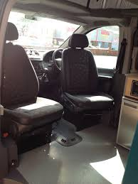 Bus Stop VWs First Mercedes Conversion A Vito Works Van