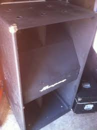 Ampeg V4 Cabinet For Bass by I Used To Have A 2 X 15