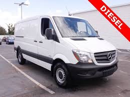 Used 2016 Mercedes Benz Sprinter Cargo Vans For Sale In Kennesaw GA TrueCar