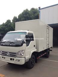 China Foton Forland 4X2 4X4 Small Light Cargo Truck Lorry Truck ...