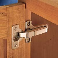 2 salice european face frame hinges c2p6a with face frame clip on