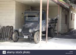 Old Truck - Takes Part In A Movie Stock Photo: 40108043 - Alamy