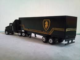 Knight Rider FLAG Trailer Truck Custom Diecast | Imranbecks | Flickr