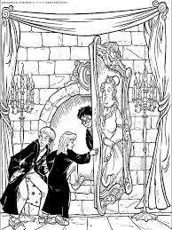 Harry Potter Coloring Sheets Pages Printable And Book To Print For Free Find More Online Kids Adults Of