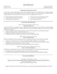 Resume Examples Of Resumes For Internships Internship Templates Microsoft Word Example