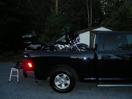 Ram 1500 Stock Truck Bed Anchors - Hauling An RK Long Distance ...
