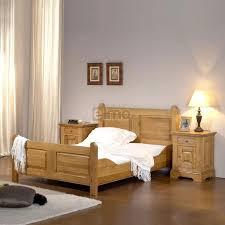 chevet chambre adulte lit adulte chêne massif tête de lit et pied haut chevet