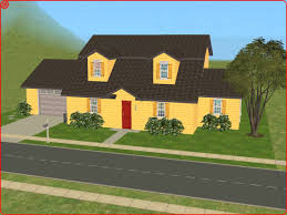 100 Family Guy House Plan Mod The Sims Spooner St The Griffin Home From