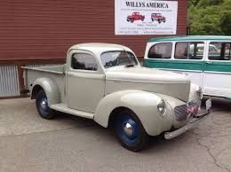 1940 Willys 4-40 Truck Restored By Willys America (For Sale ...