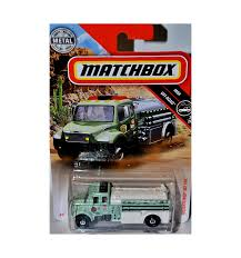 100 Matchbox Fire Trucks Freightliner M2 106 National Parks Truck Global