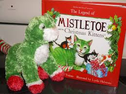 Spookley The Square Pumpkin Book Amazon by My Mid Life Motherhood Mistletoe And The Christmas Kittens Give Away