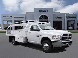 100 Contractor Truck New 2018 Ram 3500 Body For Sale In Monrovia CA R1589T