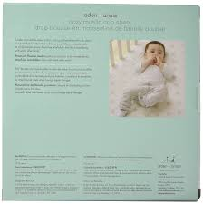 drap housse aden et anais aden anais premium flannel crib sheet fate ca baby