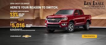 100 Craigslist Denver Co Cars And Trucks Len Lyall Chevrolet In Aurora CO New Used Vehicle Dealer