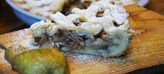 rezept tipp herbstlicher birnenkuchen falstaff