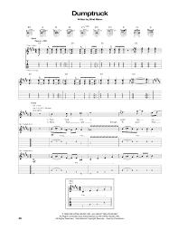 100 Dump Truck Song Truck By Blind Melon Guitar Tab Guitar Instructor