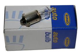 h6w 12v 6w halogen side light bulb l r434 by ring boxed 434 ebay
