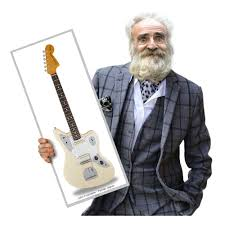 Fender Jaguar John Frusciante Rhcp Carregando Zoom