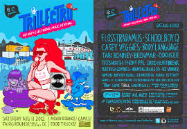 Event DCtoBC Trillectro Hip Hop Electronic Music Festival