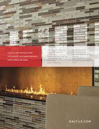 daltile 2015 catalog simplebooklet
