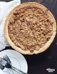 Pumpkin Pie With Pecan Praline Topping by Praline Pecan Southern Sweet Potato Pie The Cooking Bride