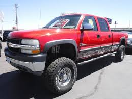2001 Chevrolet Silverado 2500 HD Crew Cab - For Sale By Owner At ...