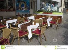Empty Tables And Chairs Outside Of The Restaurant In Old City ... Outdoor Steel Lunch Tables Chairs Outside Stock Photo Edit Now Pnic Patio The Home Depot School Ding Room With A Lot Of And Amazoncom Txdzyboffice Chair And Foldable Kitchen Nebraska Fniture Mart Terrace Summer Cafe Exterior Place Chairs Sets Stock Photo Image Of Cafe Lunch 441738 Table Cliparts Free Download Best On Colorful Side Ambience Dor Table Wikipedia